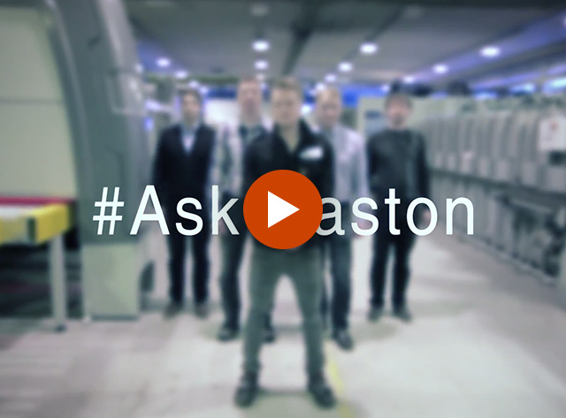 #AskGlaston