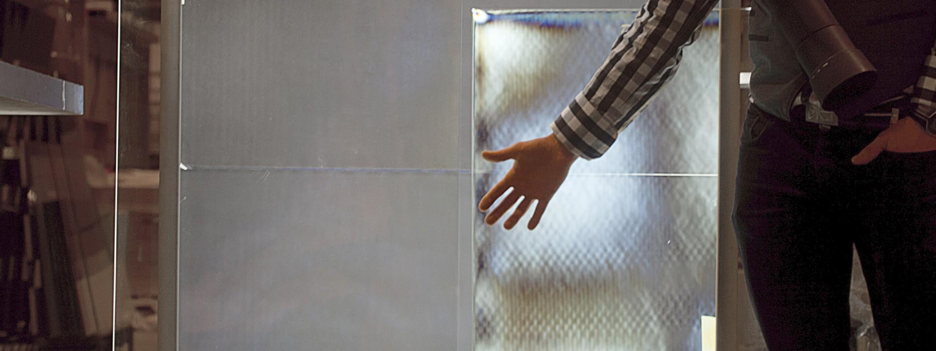 Glastory - Strain patterns