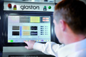 Glaston iControL automation system