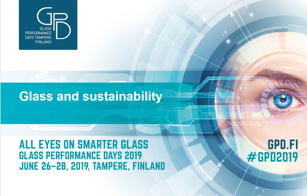 GPD2019 Glass and Sustainability