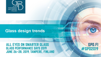 GPD2019 Glass design trends