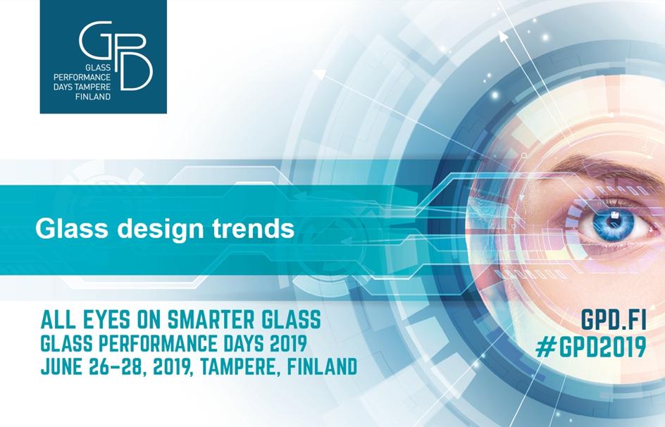GPD2019 Glass design trends